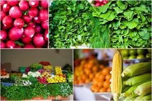 Fruit  Vegetable  market