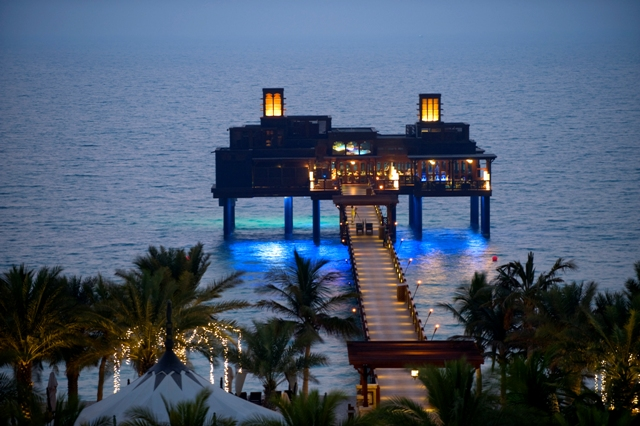 10 best romantic restaurants at dubai manishareview for Best romantic hotels in dubai