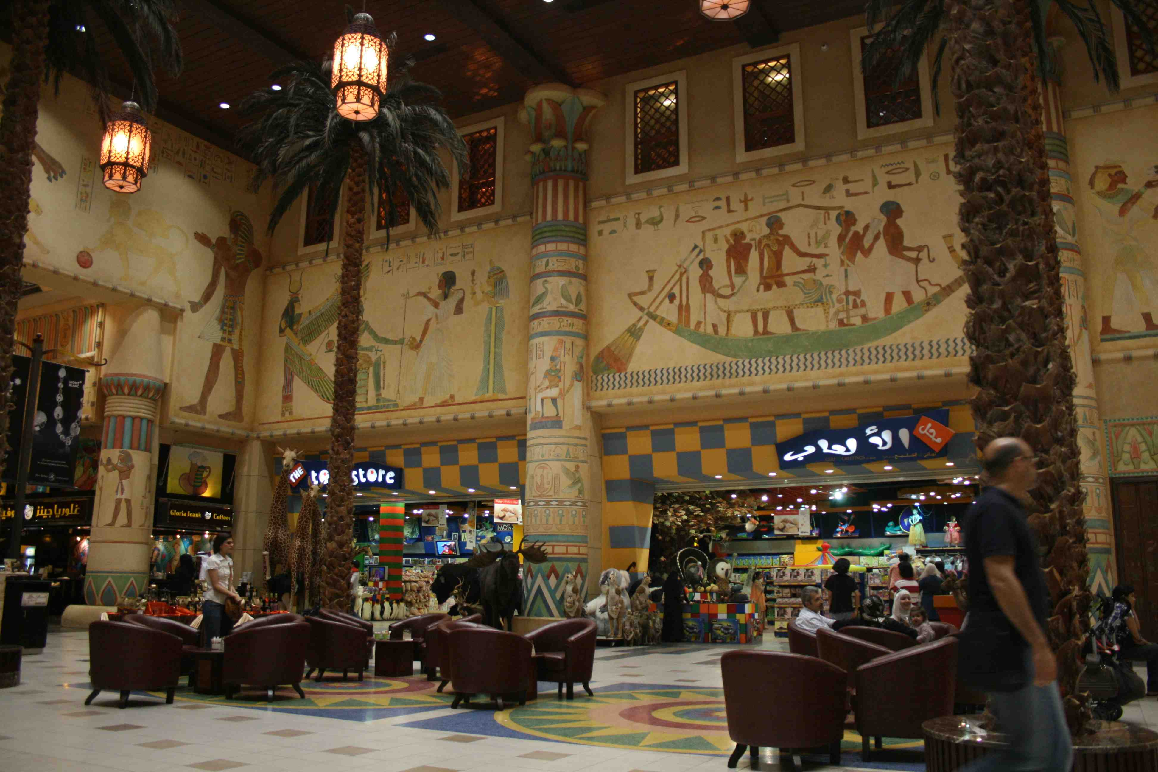Wafi Mall Place To Must See In Dubai Manishareview